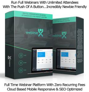 Webinar X Software Pro License LIFETIME ACCESS By Neil Napier