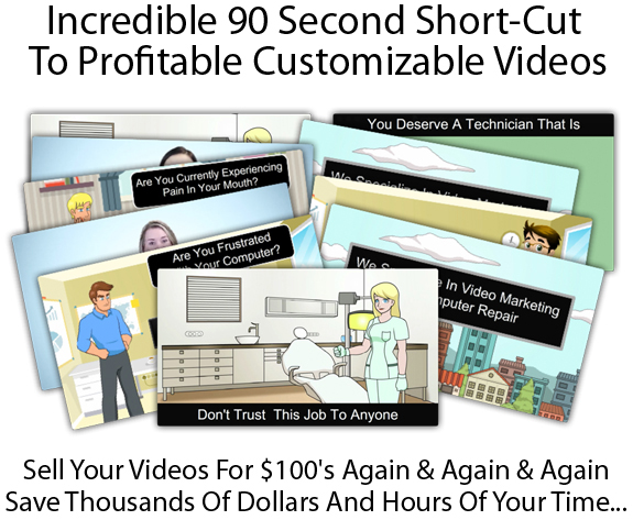EZ Video Creator Software COMMERCIAL LICENSE Instant Download