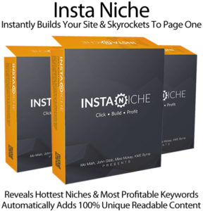 Insta Niche Software Pro Version CRACKED Instant Download