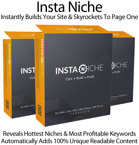 Insta Niche Software Pro Version CRACKED Instant Download