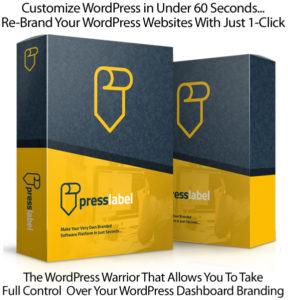 Press Label WP Plugin LIFETIME Access LIFETIME Download