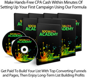 Social CPA Academy By Stephen Gilbert Instant Download