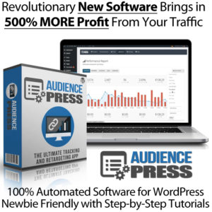 Audience Press Full Access 100% Automated Software For WordPress