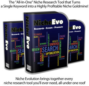Niche Evolution Pro Lifetime Access By Chris Jenkins
