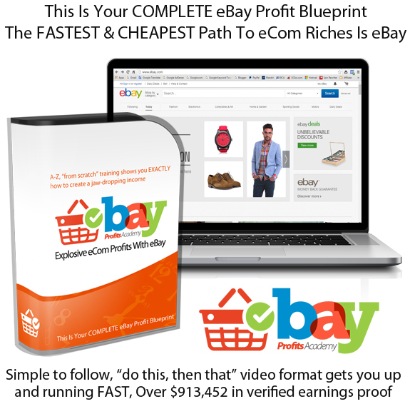 Bay Profits Academy Complete eBay Training Instant Download