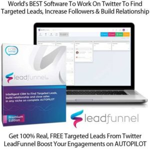 LeadFunnel Software Prime Edition CRACKED Free Download