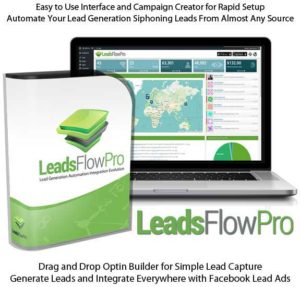 LeadsFlow Pro Software Instant Download Unlimited License