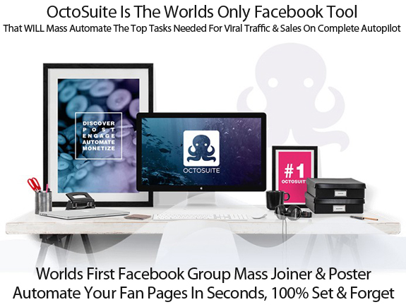 OctoSuite Software Ocean Edition Full Access Lifetime Account