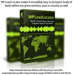 WP Lead Locator Lead Gen Plugin Nulled Instant Download
