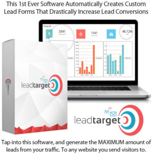 LeadTarget Software Unlimited License Lifetime Access