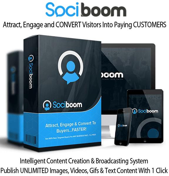 SociBoom Software Pro License Lifetime Access