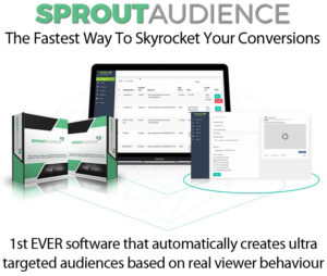 SproutAudience Software Lifetime Access By Brad Stephens