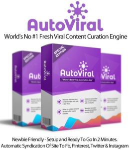Instant Download AutoViral Software Automated Viral Content Generator