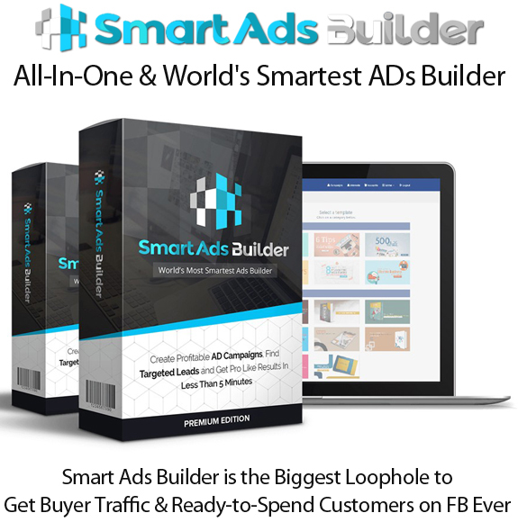 Smart Ads Builder Software Pro License Unlimited Access