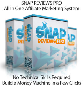 Snap Reviews Pro Software Lifetime Access By Stephen Gilbert
