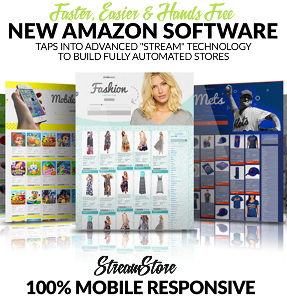 Stream Store New Amazon Software Lifetime Access By Ariel Sanders