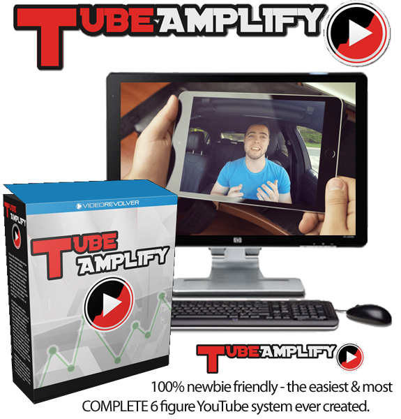 Tube Amplify Software Full Access Unlimited By Peter Beattie