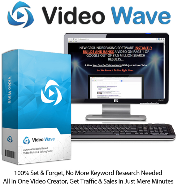 Video Wave Software For Unlimited Video Lifetime Access