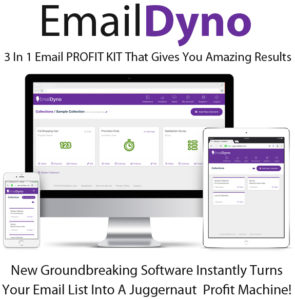 EmailDyno Software Professional License Full Access