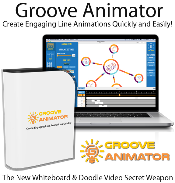 Groove Animator Software Unlimited License Instant Download
