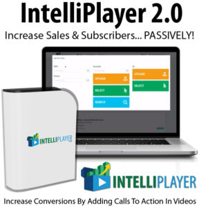 IntelliPlayer 2.0 Software Monthly Lifetime Access By Bill Guthrie