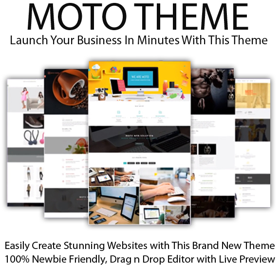 Moto Theme Developer License Instant Download By Tantan Hilyatana