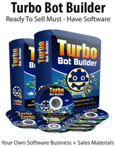 Turbo Bot Builder Software Instant Download By Jonathan Teng