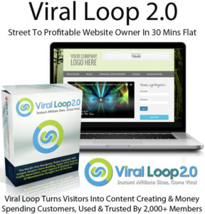 Viral Loop V2.0 WP Theme By Cindy Donovan Instant Download