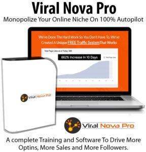 Viral Nova Pro Software Instant Download Unlimited License