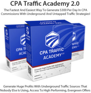 CPA Traffic Academy V2.0 Free Download By Marcus. C