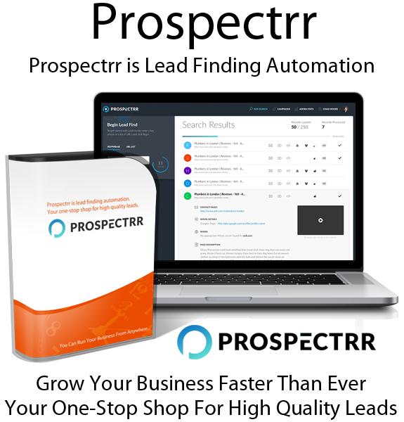Prospectrr App White Label Free Download By Joey Xoto