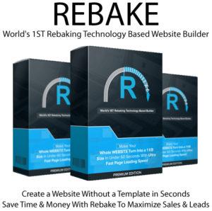 Rebake App PREMIUM EDITION FREE Download By Jai Sharma