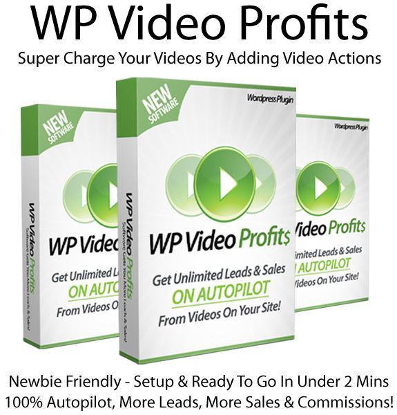 WP Video Profits PRO By Ankur Shukla Instant Download