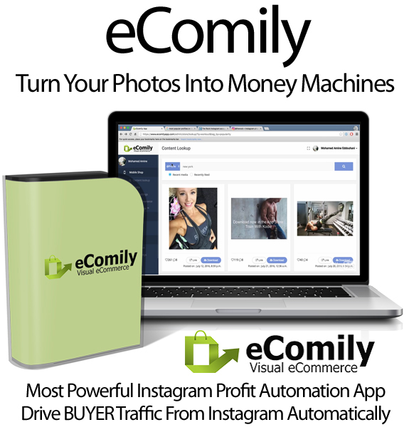 eComily Software App Lifetime Account FULL Access
