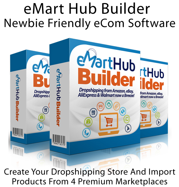 eMart Hub Builder Pro License By Able Chika Instant Download