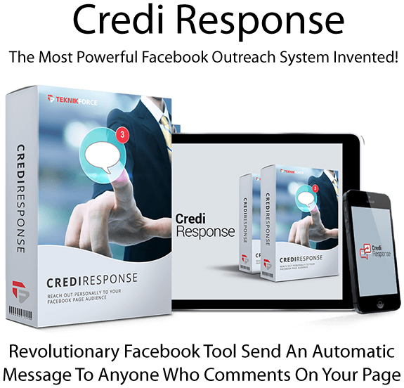 Credi Response App Unlimited 100% FREE Download By Cyril Gupta