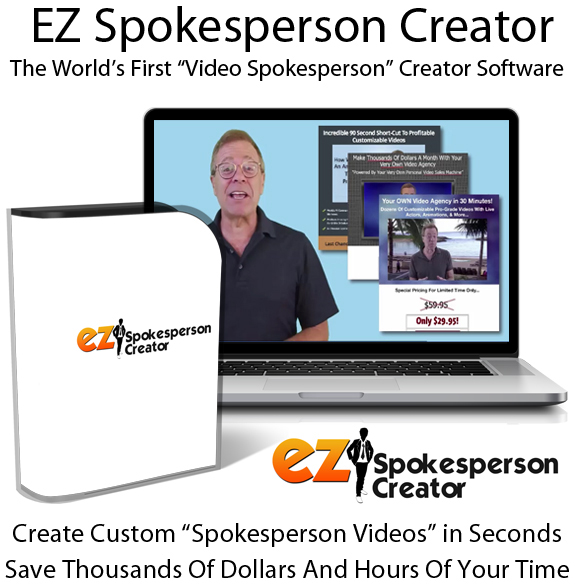 EZ Spokesperson Creator For PC & Mac Free Download
