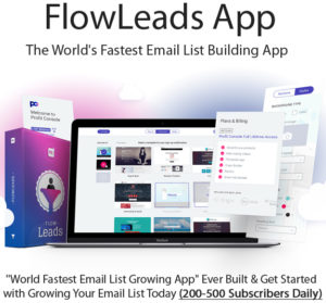 FlowLeads App Special Offer 100% Guaranteed Viral Leads