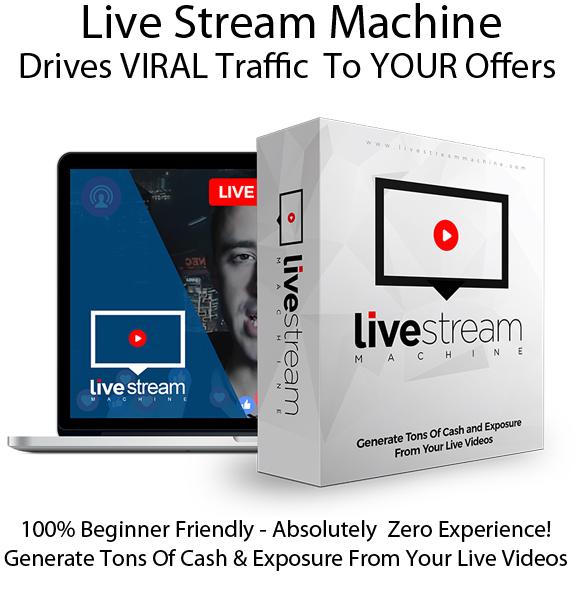 Live Stream Machine Free Download Unlimited