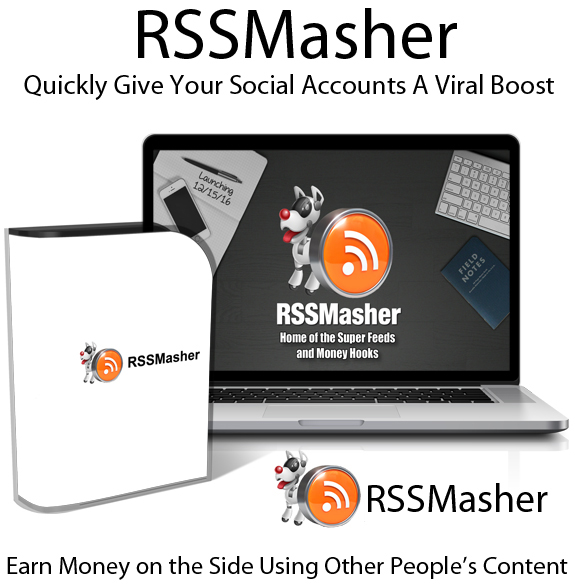 RSSMasher Pro Version Free Lifetime Access