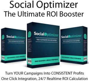 Social Optimizer 100% FULL Access Unlimited By Brad Stephens