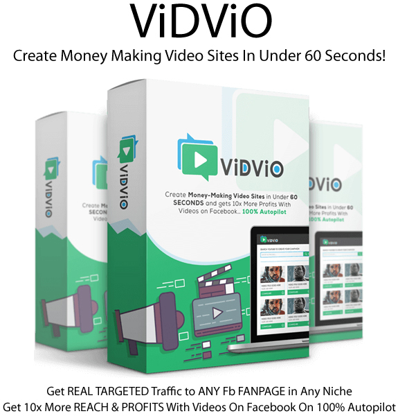 ViDVio WP Plugin NULLED Free Download By Dillon Hendrix