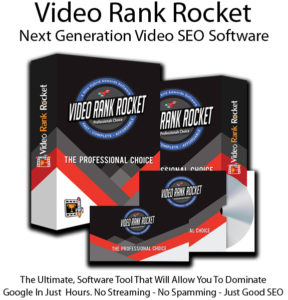 Video Rank Rocket CRACKED 100% Working!! Instant Download