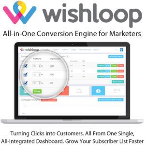 Wishloop App 100% Full Access Unlimited Sites License