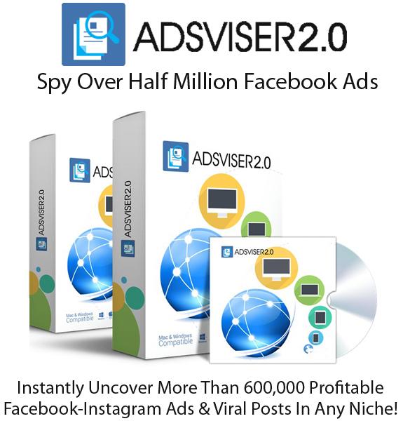 Adsviser 2.0 100% Full Access 100% Facebook Compliant