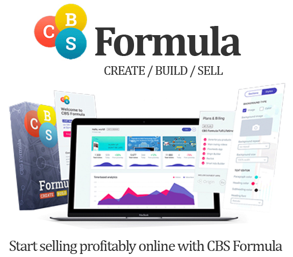 CBS Formula Training and Software Instant Download