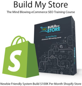 Build My Store Advanced By Devid Farah Instant Download