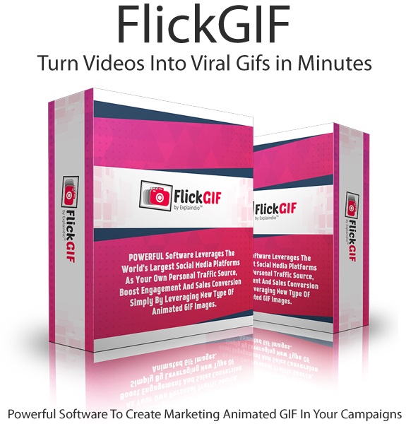 FlickGIF Software Pro By Andrew Darius Instant Download