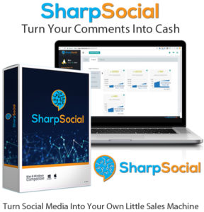 SharpSocial PRO By Abhi Dwivedi Instant Download