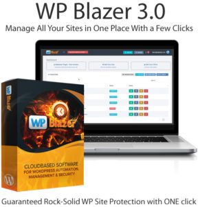 WP Blazer 3.0 Pro By Cindy Donovan Instant Download